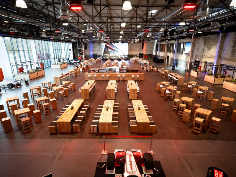 Motorworld Köln Eventlocation