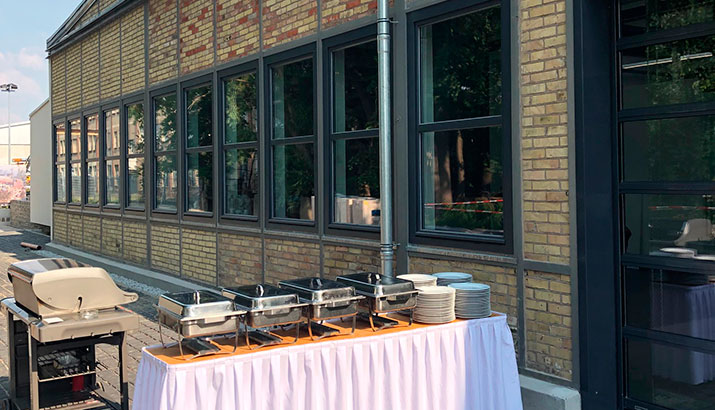 Motorworld Berlin Catering